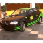 Taxi Verde en Puebla