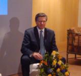 Isaac Chertorivski Presidente de la IAA