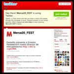 Twitter de Merca20