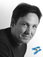 Adrian Pierini y el packaging mundialista