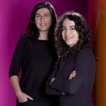 Ana Delgado y Esther Garcia