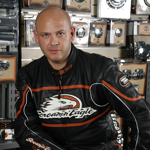 Fausto López director general de Harley Davidson