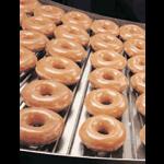 Krispy Kreme Glaseadas