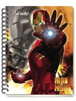 iron man 2 a las portadas de scribe