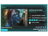 Avatar en DVD y Blu-Ray