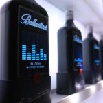 botella edición limitada de Ballantines