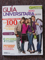 Guia Universitaria 2010