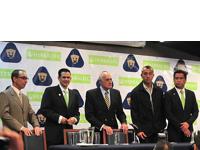 Herbalife y Pumas firman alianza