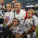 Campamento de Futbol con Beckham