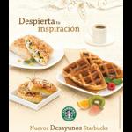 Desayunos Starbucks