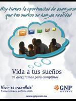 Vida a tus suenos de GNP