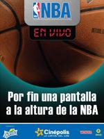 NBA en cinépolis