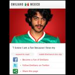 Emiliano-Mexico