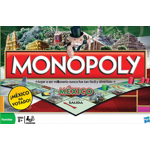Monopoly Mexico tablero