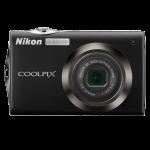 Nikon CoolPix Black