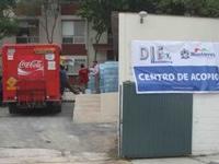 Coca Cola-Centro de Acopio