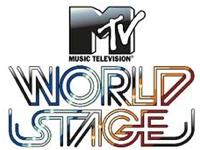 MTV World Stage Logo