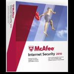 McAfee Internet Security 2010
