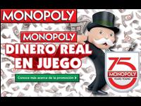 Monopoly-Dinero Real en Juego