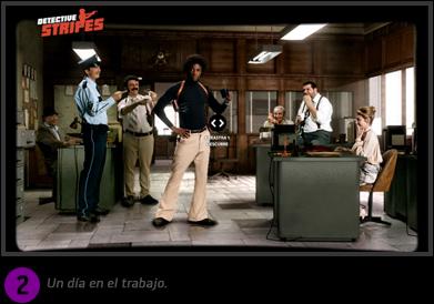 Detective Stripes Rexona Grupo W IAB Conecta