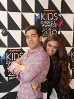 Conductores-Kids Choice Awards