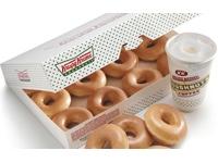 Docena de donas Krispy Kreme