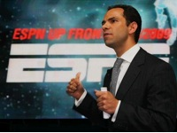 ESPN vicepresidente Gerardo Casanova