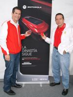 Vicente Garcia y Carlos Ortega
