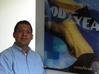 Jose Luviano director de mercadotecnia de Goodyear