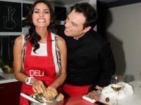 Paola Nunez y Hugo Hernandez