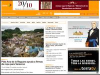 Terra Mexico Sitio Web