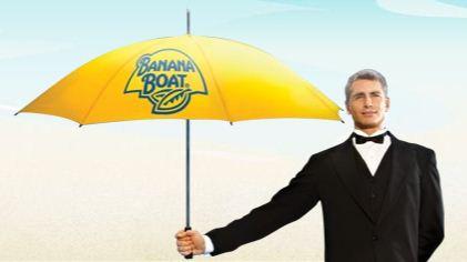 banana boat promoción