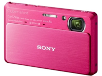 Cyber-shot TX9 Pink