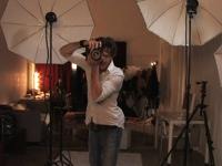 Grey - Casting Playboy - Fotografo
