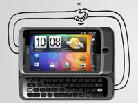 HTC smatphone