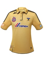 Jersey Adidas-Tigres UANL