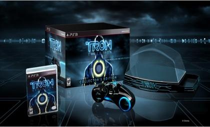 Tron para PSP3