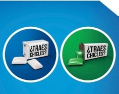 traes chicles