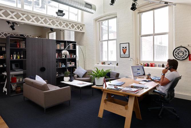 5 oficinas creativas el lugar ideal para trabajar