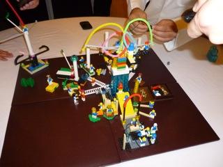 Lego, una herramienta eficaz para crear modelos 3D