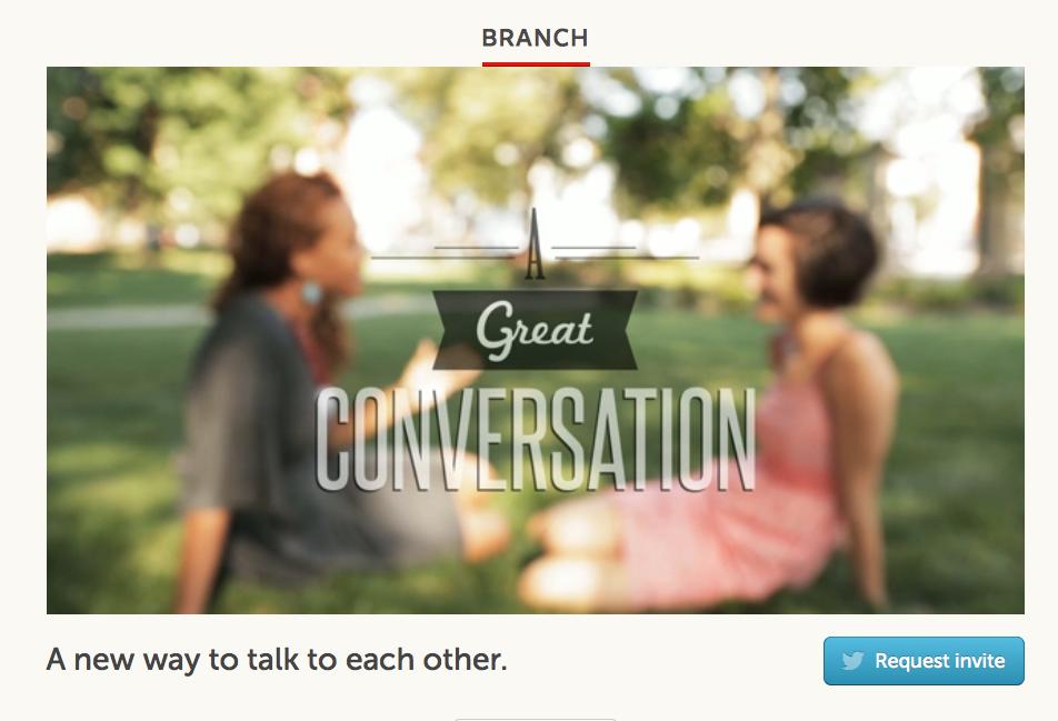 Conversa como en Twitter pero con más espacio