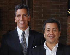 J.A. Espinoza y C. Parra