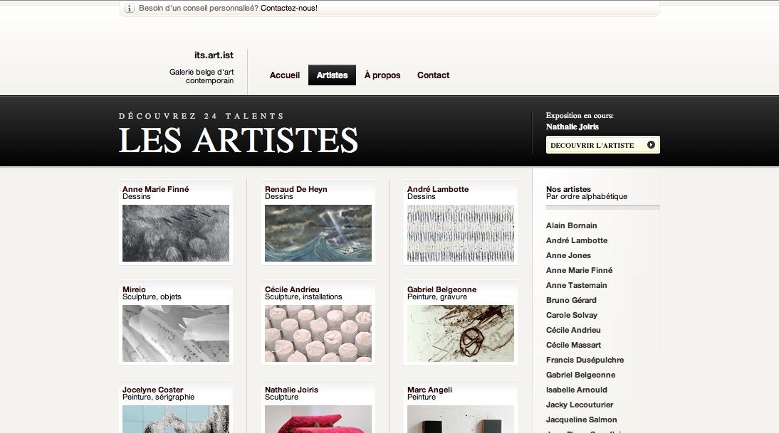 4 diseños de sitios web en color negro | Revista Merca2.0 |