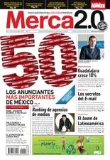 Portada Revista Merca2.0 Octubre 2012