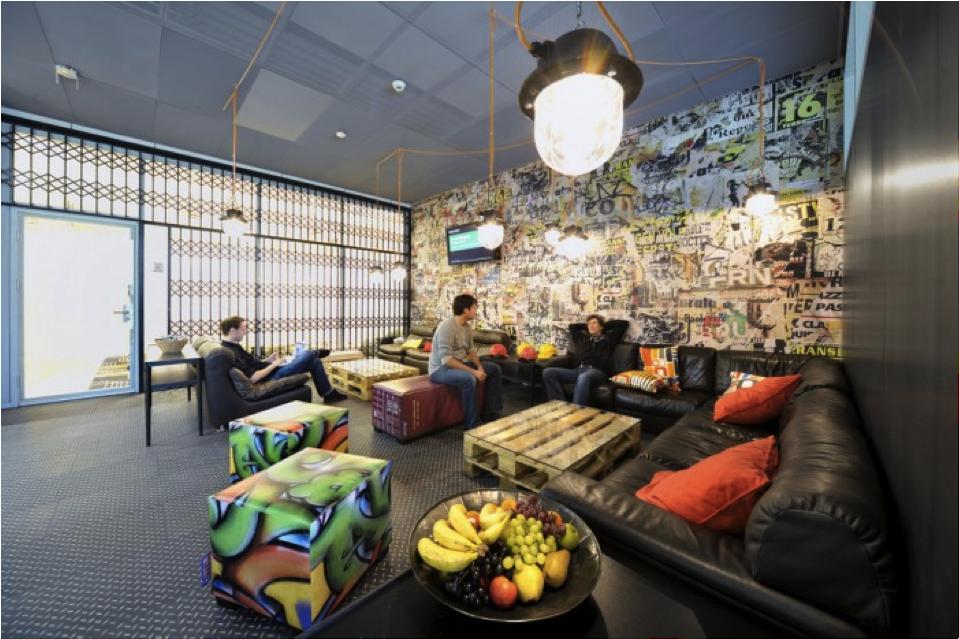 5 impresionantes oficinas de google en el mundo revista for Oficinas de apple