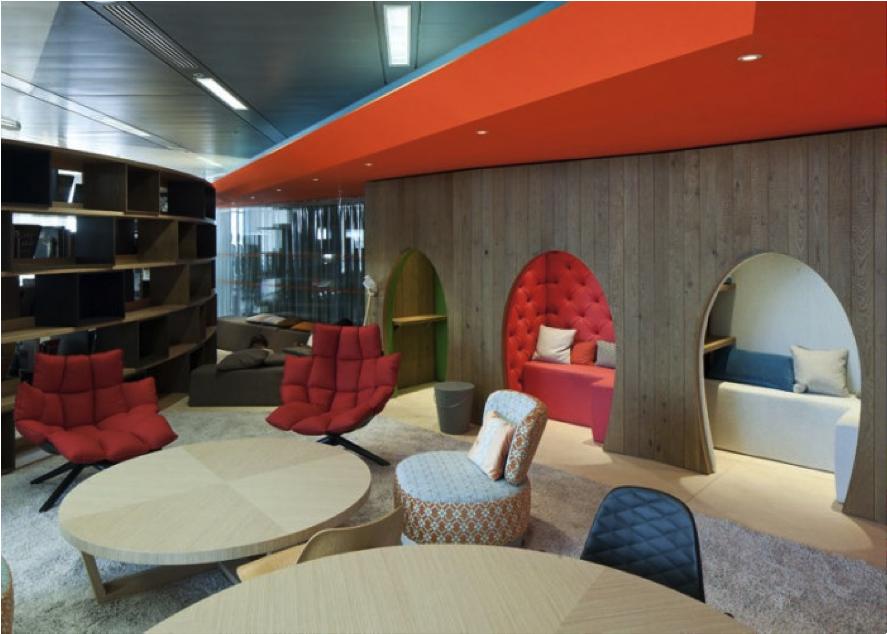 5 Impresionantes Oficinas De Google En El Mundo Revista