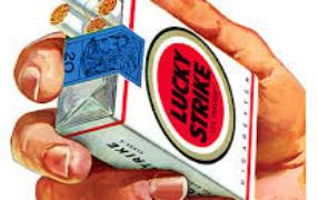 Lucky Strike cambia por completo su histórico logotipo | Revista