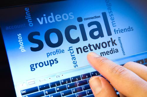social sociales redes media medios