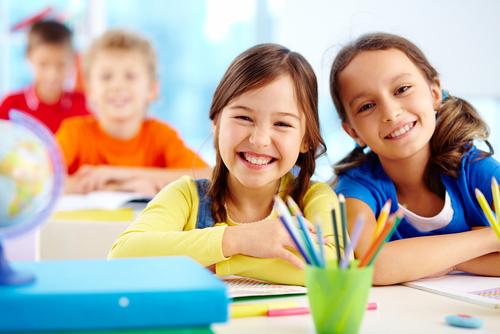 niños educación escuela