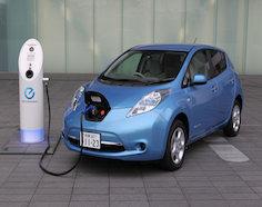 Nissan LEAF®, un gadget en el mercado automotriz